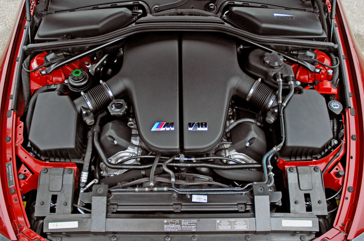 BMW E60 M5 V10 507PS S85B50A Motor Engine Triebwerk Uberholung