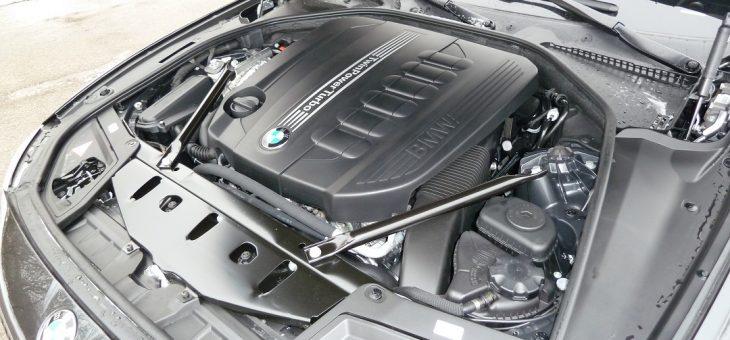 BMW Austauschmotor nach Motorschaden beim F11 535D N57 D30B