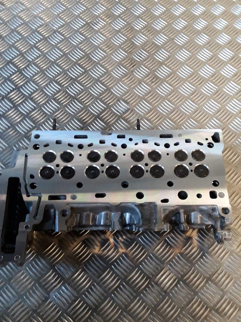 Zylinderkopf und Rumpfmotor überarbeitet und gehont - Bild 2