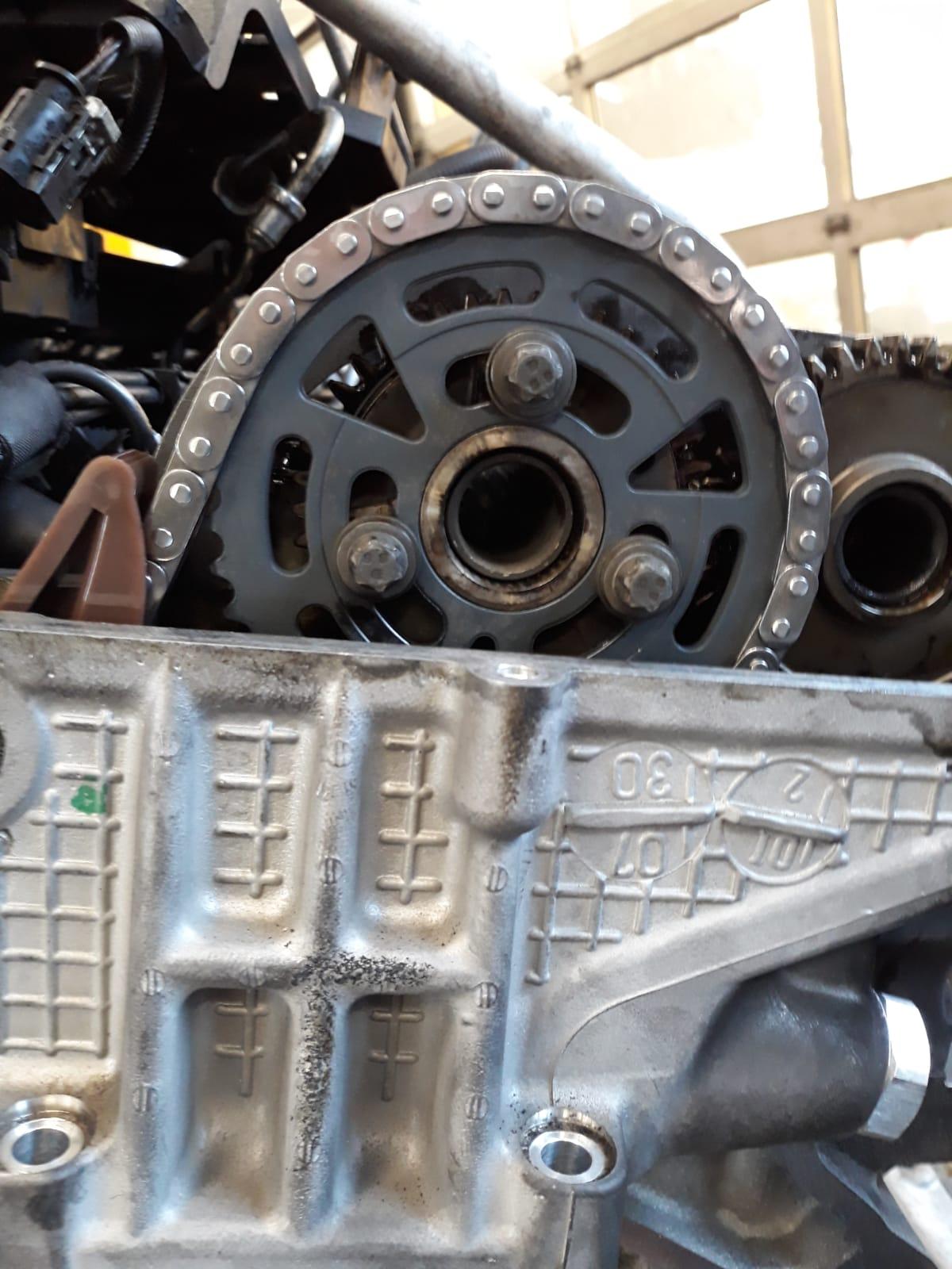 Fabelhaft BMW Steuerkette wechseln ⇒ Motorschmiede die Nr.1 für Motoren @WQ_06
