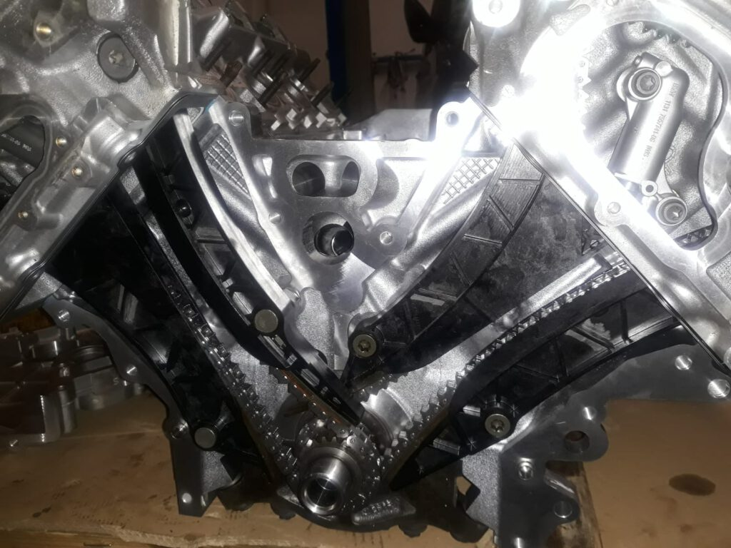 BMW N57D30C Austauschmotor