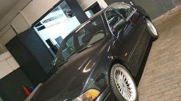Motorüberholung beim BMW E39 540i M62B44TU