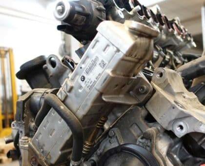 AGR Kühler defekt · BMW X5 F15 · Rückrufaktion Brandgefahr